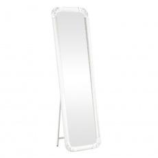 Stojanové zrcadlo, stříbrná, EZRIN