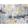 Koberec, šedá / žlutá 160x230, MARION TYP 1