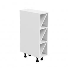 Spodní skříňka, bílá, AURORA D20W