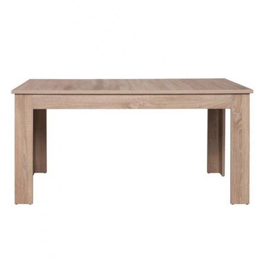 Stůl rozkládací typ 12, dub sonoma, GRAND