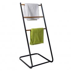 Sušák na prádlo, černá/přírodní, ZONKER