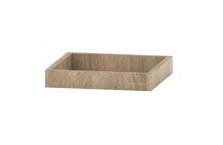Sokl ke skříňce, dub sonoma, TEMPO ASISTENT NEW 033