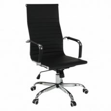 Kancelářské křeslo, černá, AZURE 2 NEW