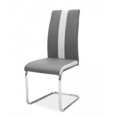 Jídelní židle H200 tmavě šedá