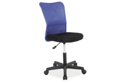 židle Q121 modrá