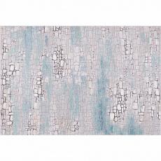 Koberec, vícebarevný, 67x120 cm, MAREO