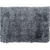 Koberec, bílo-černá, 140x200, Vilan
