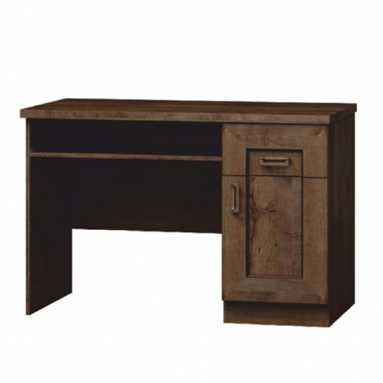 PC stůl, dub lefkas, TEDY TYP T19