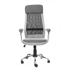 Kancelářská židle Q336 ŠEDÁ