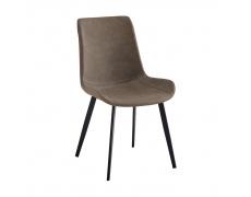 Jídelní židle, hnědá, NIRO