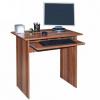 PC stůl, švestka, VERNER  NEW