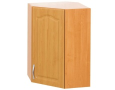 1151/5000Horní skříňka, olše, pravá, LORA MDF NEW KLASIK W60 / 60