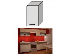 Horní skříňka, rigolletto light / rigolletto dark / wenge, JURA NEW IA G-40