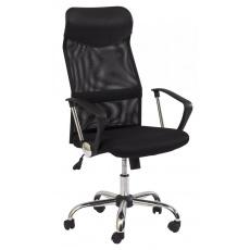 Kancelářská židle Q025 černá PREZIDENT II