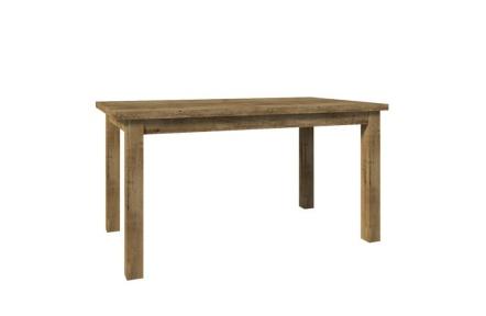 Jídelní stůl, rozkládací, dub lefkas, MONTANA STW
