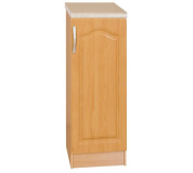 Kuchyňská skříňka, olše, pravá, LORA MDF NEW KLASIK S30
