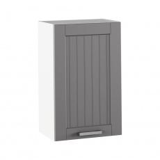 Horní skříňka, tmavě šedá/bílá, JULIA TYP 5