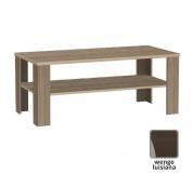 Konferenční stolek, dlouhý, wenge luisiana, INTERSYS NEW 22