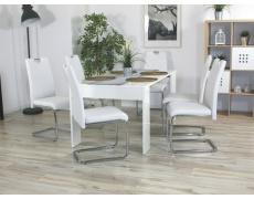 Jídelní židle H666 bílá