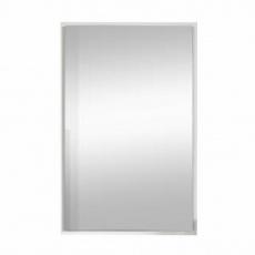 Zrcadlo, bílá, VIOLET