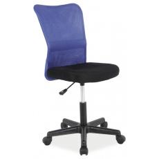 Dětská juniorská židle Q121 modrá