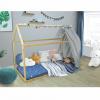 Montessori postel, borovicové dřevo, přírodní, VELENA