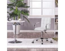 Kancelářská židle Q022 bílá