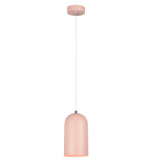 Visící lampa, růžová, LUKEN