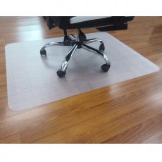 Ochranná podložka pod židli, transparentní, 120x90 cm, 1,8 mm, ELLIE NEW TYP 10