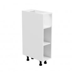 Spodní skříňka, bílá, AURORA D20P