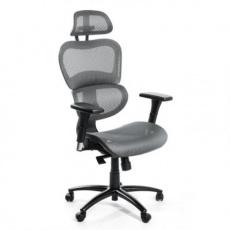 Kancelářské křeslo IT MANAGER šedý