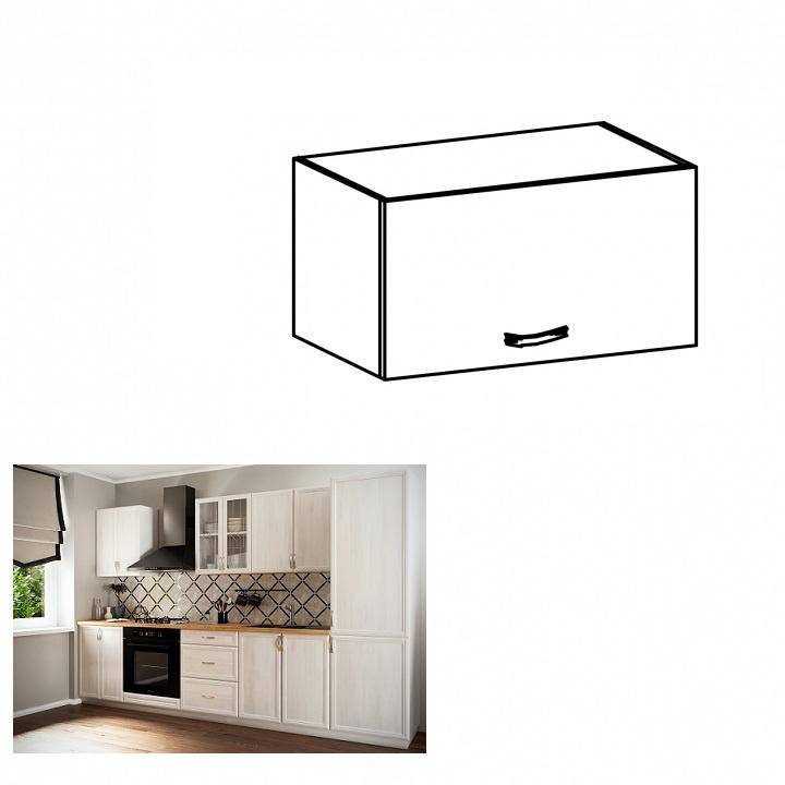 Horní skříňka G60KN, bíla/sosna Andersen, SICILIA