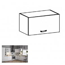 Horní skříňka G50, bílá /sosna andersen, PROVANCE