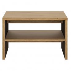 Konferernčný stolík, dub shetland, SHELDON TYP 71