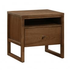 Noční stolek, ořech, BETRA