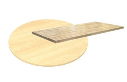 Deska čtverec 100 cm (28mm)